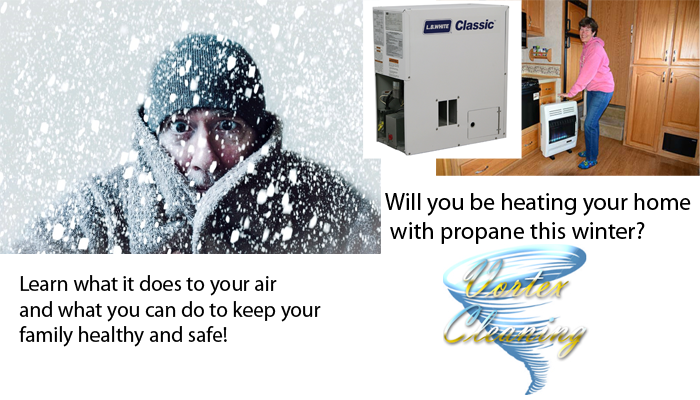 Will you be heating your home with propane this winter?